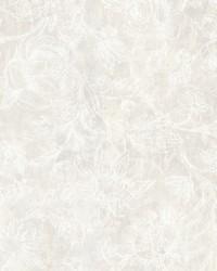 Kepler Taupe Sketched Floral by