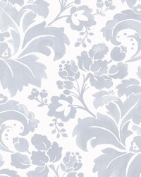 Perigee Blue Damask by