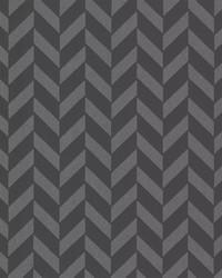 Gamma Charcoal Herringbone by