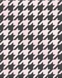Vegata Light Pink Houndstooth by