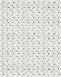 Wooly White Knit Mural by