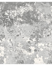 Rough  Rugged Grey Graphic Wall Mural by
