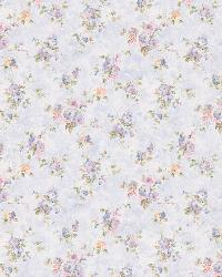 Genevieve purple Floral Trail by