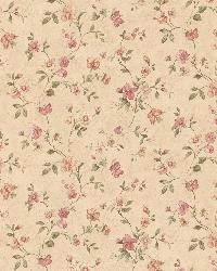 Cindy Beige Floral Trail by