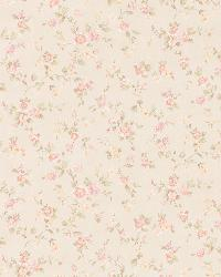 Martha peach Floral Trail by