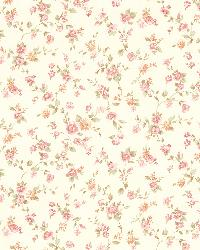 Martha pink Floral Trail by