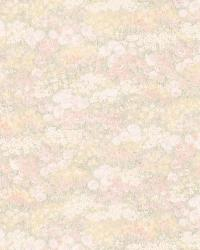 Esther yellow Floral Motif by