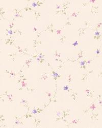 Rebecca purple Floral Trail by
