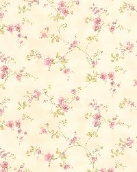 Valerie purple Floral trail by