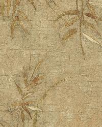 Natalya Sage Leaves Texture by  Brewster Wallcovering