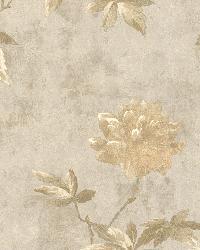 Carmela Silver Floral  by
