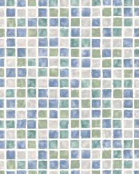Corfu Aqua Tiles by