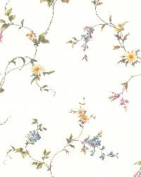 Christine White Floral Trail by