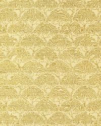 Arboretum Gold Geometric Trees by