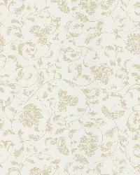 Jackson Taupe Jacobean Stencil by