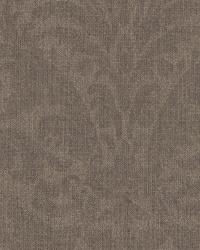 Twill Brown Damask by