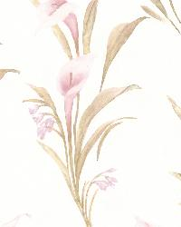 Edith Mauve Satin Lily by