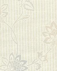 Gemini Light Grey Jacobean Trail by