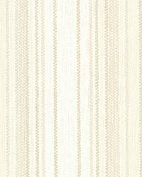 Rhods Beige Zig Zag Stripe by  Brewster Wallcovering