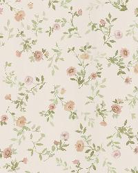 Sophie Peach Floral Toss by