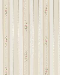 Belle Beige Rose Stripe by