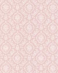 Bella Pink Damask by