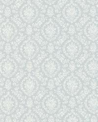 Bella Blue Damask by
