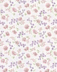 Lizabeth Purple Allover Floral by