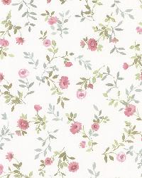 Sophie Pink Floral Toss by