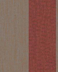 Hudson Red Broad Stripe by