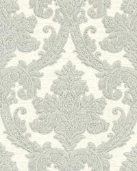 Bigelow  Sage Fabric Damask by