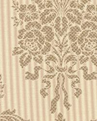 Chambers Gold Floral Damask by