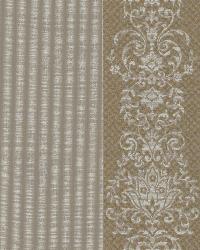 Nash Stripe Brass Embellished Stripe by