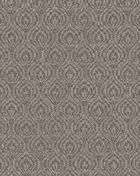 Wren Taupe Peacock Ogee by