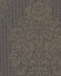Chambers Espresso Floral Damask by