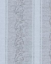 Rennie Stripe Grey Scrolling Stripe by