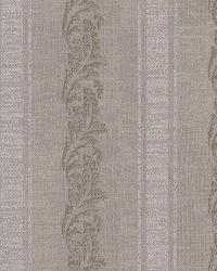 Rennie Stripe Brass Scrolling Stripe by
