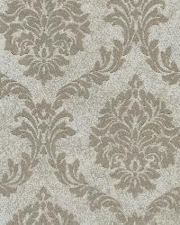 Tennyson Taupe Shimmer Damask by