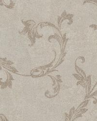 Milton Light Brown Shimmer Scroll by