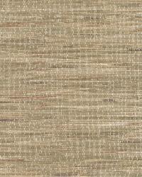 Liu Green Vinyl Grasscloth by