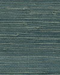 Jurou Blue Grasscloth by