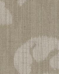 Mallory Taupe Ikat Medallion by