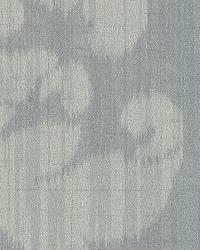 Mallory Grey Ikat Medallion by