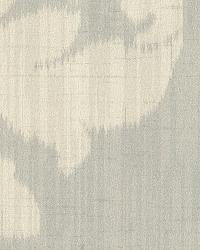 Mallory Light Grey Ikat Medallion by