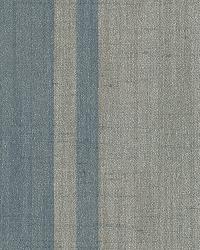 Mandalay Aqua Ikat Stripe by