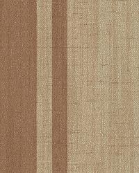 Mandalay Tawny Ikat Stripe by