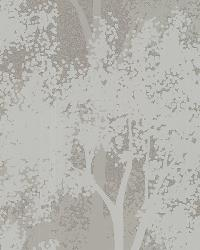 Fauna Taupe Trees by