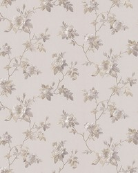 Magnolia Taupe Magnolia Trail by  Mirage