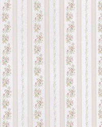 Loretta Pastel Linen Leaf Stripe by