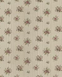 Myrna Gold Linen Floral Toss by